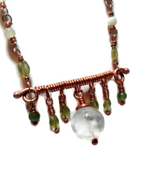 acj Greenery Collection necklace 1b