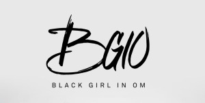 Black Girl In Om