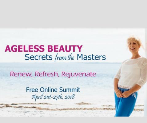Ageless Beauty Summit promo